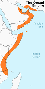 Map Of Oman File Empire Of Oman Svg Wikimedia Commons