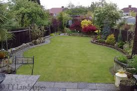 Small Back Garden Ideas Beautiful Small Back Yard Garden Tree Backyard Tierra Este 31970