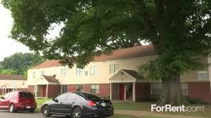 One Bedroom Duplex For Rent Rentals Near University Of Memphis Rocky Creek Apartments