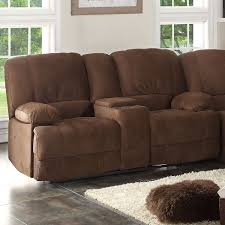 Reclining Loveseat Amazon Com Ac Pacific Kevin Collection Contemporary Upholstered