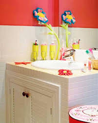 orange bathroom decorating ideas bathroom modern cute bathroom ideas for small space orange white