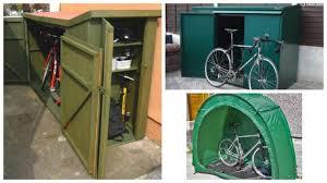 how to improve your bike shed u0027s security bikeradar