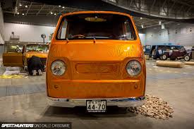 subaru van kei vanning a custom subaru sambar anything cars the car