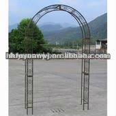 wedding arches sale galvanized and pvc coated iron arch garden gate for sale buy