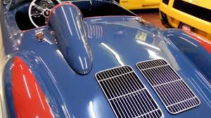 porsche spyder 1960 1960 porsche spyder 1600cc super engine youtube