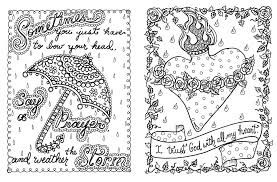 coloring pages for adults inspirational posh adult coloring book prayers for inspiration peace