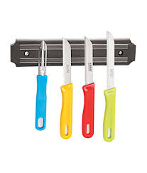 Coloured Kitchen Knives by Rena Germany Multi Colour Stainless Steel Kitchen Knife U0026 Peeler