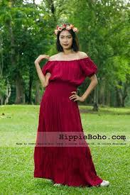 no 22 bohemian red dress plus size hippie dress gypsy dress