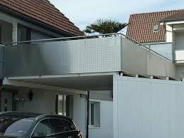 balkon lochblech emmenegger schmiede geländer