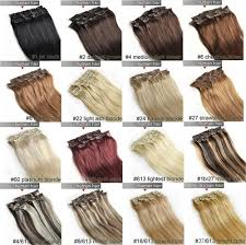 Cheap Human Hair Extensions Clip In Full Head by Full Head Premium Double Drawn 220g Remy Clip In Human Hair