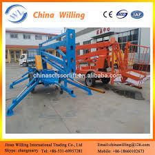 18m cherry picker 18m cherry picker suppliers and manufacturers