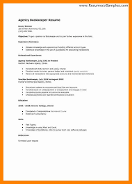bookkeeping resume examples unforgettable bookkeeper resume