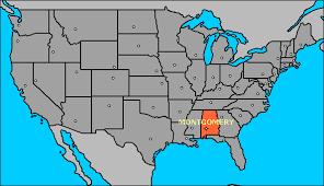 map usa alabama united states map alabama alabama thempfa org