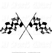 Checkered Flag Ribbon Black And White Checkered Flag Clip Art 31
