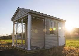 dog kennels mini barns storage sheds garages