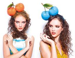 fruit headband would you wear a cherry headband by piers atkinson women s