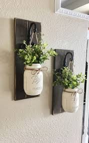 Mason Jar Wall Planter 187 best diy wall art images on pinterest diy wall art