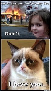 This Girl Is On Fire Meme - grumpy cat viral viral videos