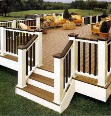 best elegant simple backyard deck designs fantastic 4125