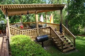 perfect design patios decks pergolas