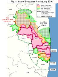 Fukushima Radiation Map Fukushima Evacuees Abandoned By The Government U2013 Citizens U0027 Nuclear