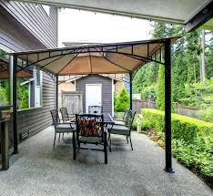 Loose Gravel Patio 26 Portable Gazebos That Will Keep The Bugs Out