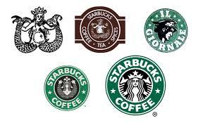 what does the logo logo design history starbucks logo design gallery