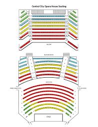 opera house floor plan seating chart opera performances