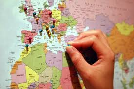 Map Me Home Map Of Travels With Pins Viibe Me Outstanding Ambear Me