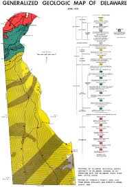 Cape Henlopen State Park Map by Dms Mineral Of The Month Page January 2008