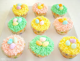 paris pastry easter cakes and cupcakes ideas