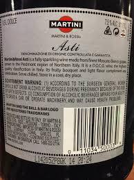 martini and rossi asti martini u0026 rossi asti 1 5l la cantina wine u0026 liquor