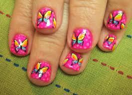 robin moses nail nail butterfly nails butterfly