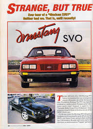 1984 mustang svo value mustang svo de méxico 1 mustang svo fox mustang and ford mustang