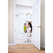 Evenflo Stair Gate by Evenflo Memory Fit Plastic Gate Evenflo Babies