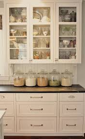 clear glass canisters for kitchen on my kitchen counter top i store m s nuts etc in clear glass