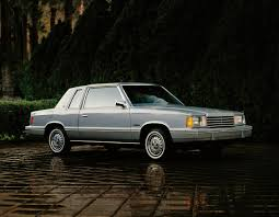 dodge aries coupe specs 1981 1982 1983 1984 1985 1986 1987