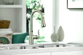 motionsense kitchen faucet kitchen faucets moen motionsense kitchen faucet arbor with reviews