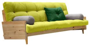 Yellow Sleeper Sofa Karup Design Indie Sofabed Contemporary Sleeper Sofas By