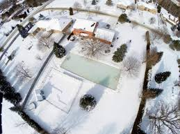 How To Build A Ice Rink In Your Backyard Vail Valley Home Backyard Hockey Rinks Range From Simple To