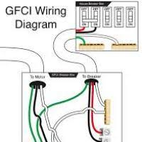 gfci wiring diagrams u0026 pull the wires installing spa panel