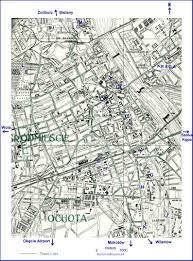 Ww2 Map Warsaw Maps 1938