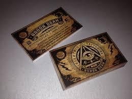 Business Cards Own Design Tattoo Business Cards Lilbibby Com