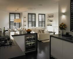 small kitchen living room design ideas kitchen and living room designs photo of goodly small open plan