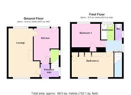 Plan Maison Loft Bed Barn Conversion For Sale In Middle Hampt Luckett Floor Plan