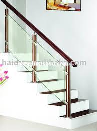 Home Interior Railings Glass Railing Home Interior Ideas Haammss