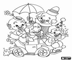 clowns coloring pages clowns coloring book clowns printable