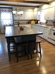 how to make a kitchen island with stock cabinets make kitchen island from stock cabinets page 1 line 17qq