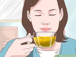 when i cough i get light headed how to treat bronchitis 14 steps with pictures wikihow