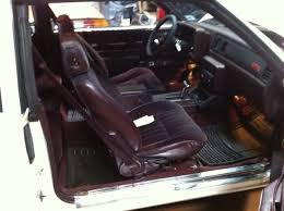 84 Monte Carlo Ss Interior My New Car In France Montecarloss Com Message Board